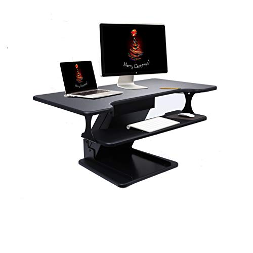 Amoiu Standing Desk Height Adjustable...