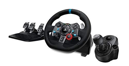 Logitech G29 Driving Force Race Wheel +...