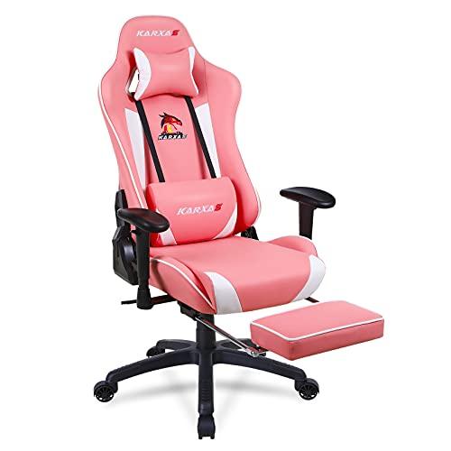 Ergonomic Adjustable Gaming Chair -...