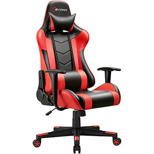 Devoko Ergonomic Gaming Chair Racing...