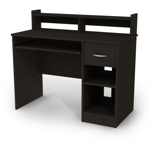 South Shore Axess Desk with Keyboard...
