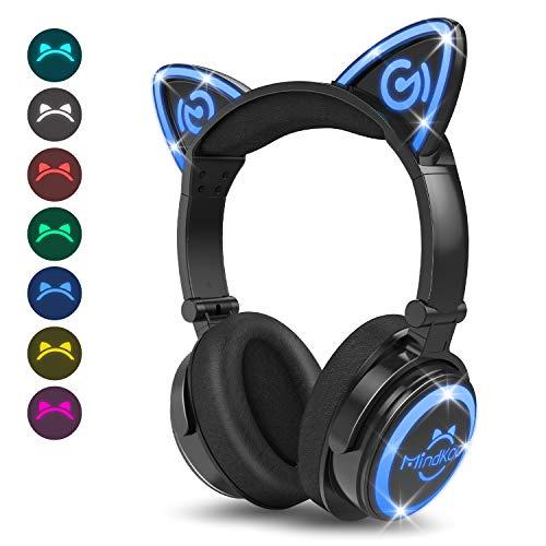 MindKoo Bluetooth Headphones Wireless...