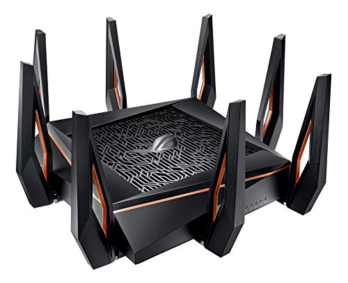 ASUS ROG Rapture WiFi 6 Gaming Router...