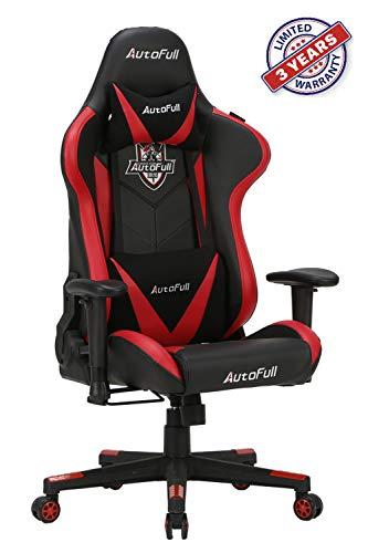 AutoFull Gaming Chair Ergonomic Video...