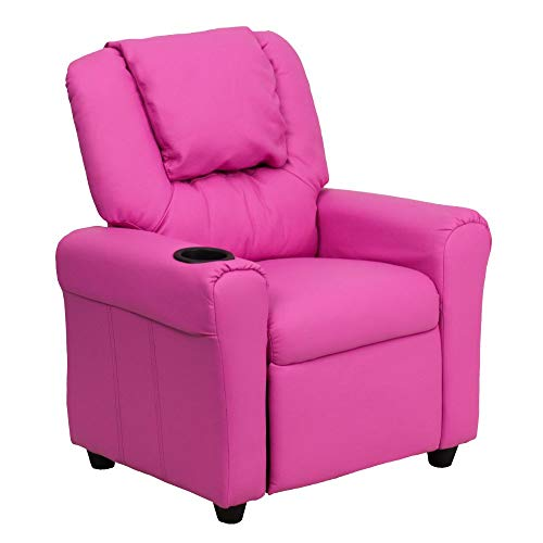 Flash Furniture Contemporary Hot Pink...
