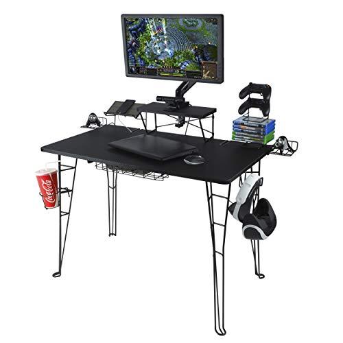 Atlantic Original Gaming Desk- 44.8...