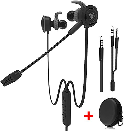 Wired Gaming Earphone with Adjustable...