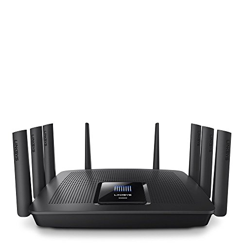 Linksys EA9500 Tri-Band Wi-Fi Router for...