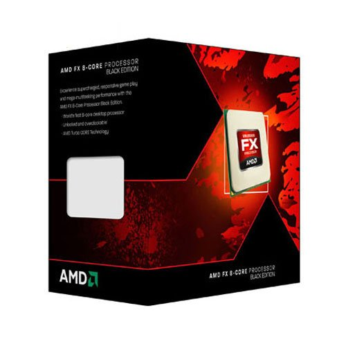 AMD FX-8120 8-Core Black Edition...