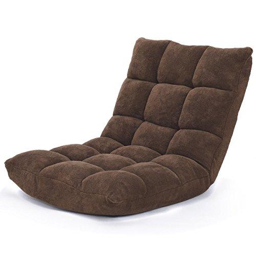 Giantex Floor Folding Gaming Sofa Chair...