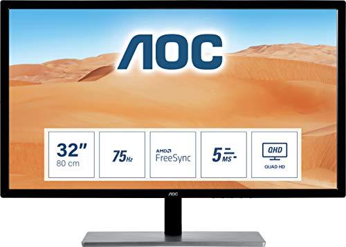 AOC Q3279VWFD8 31.5' QHD 2560x1440...