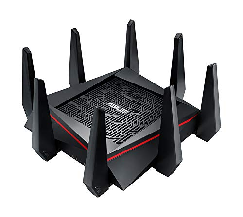 ASUS RT-AC5300 AC5300 Tri-Band WiFi...