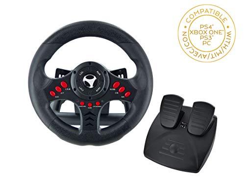 Subsonic SA5426 Racing Wheel Universal...