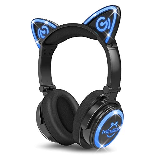 MindKoo Bluetooth Headphones Wireless...