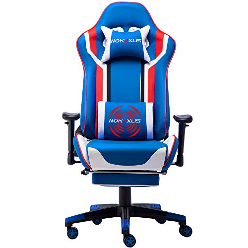 Nokaxus Gaming Chair Large Size...