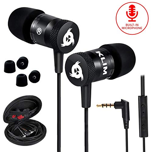 KLIM Fusion Earbuds with Microphone +...