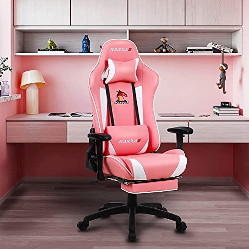 KARXAS Ergonomic Gaming Chair High Back...