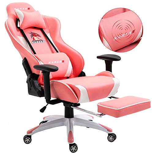 KARXAS Ergonomic Gaming Chair High-Back...