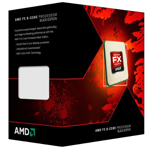 AMD FX 8-Core Black Edition FX-8300 3.3...