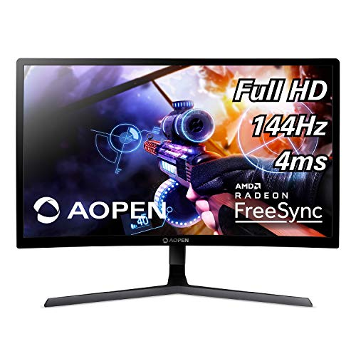 AOPEN 27HC1R Pbidpx 27-inch 1800R Curved...
