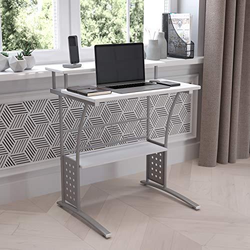 Flash Furniture Computer Desks, 28 Inch,...