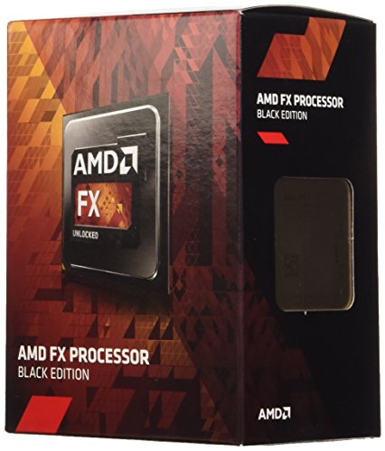 AMD FD4300WMHKBOX FX 4-Core Black...