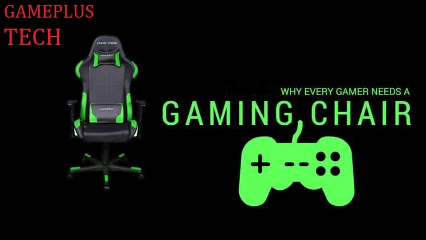 Why every gamer needs a gaming chair