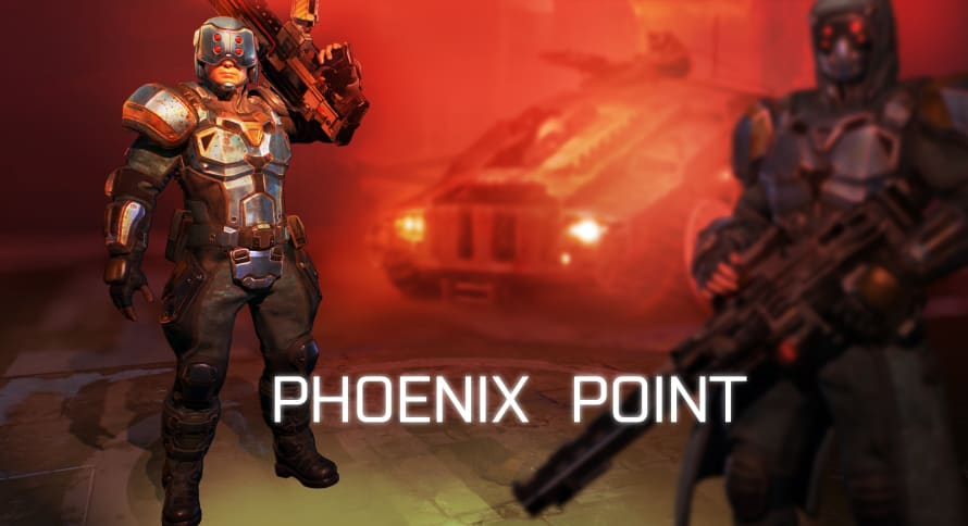 Phoenix Point is an upcoming strategy video game featuring a turn-based tactics system that is being developed by Bulgaria