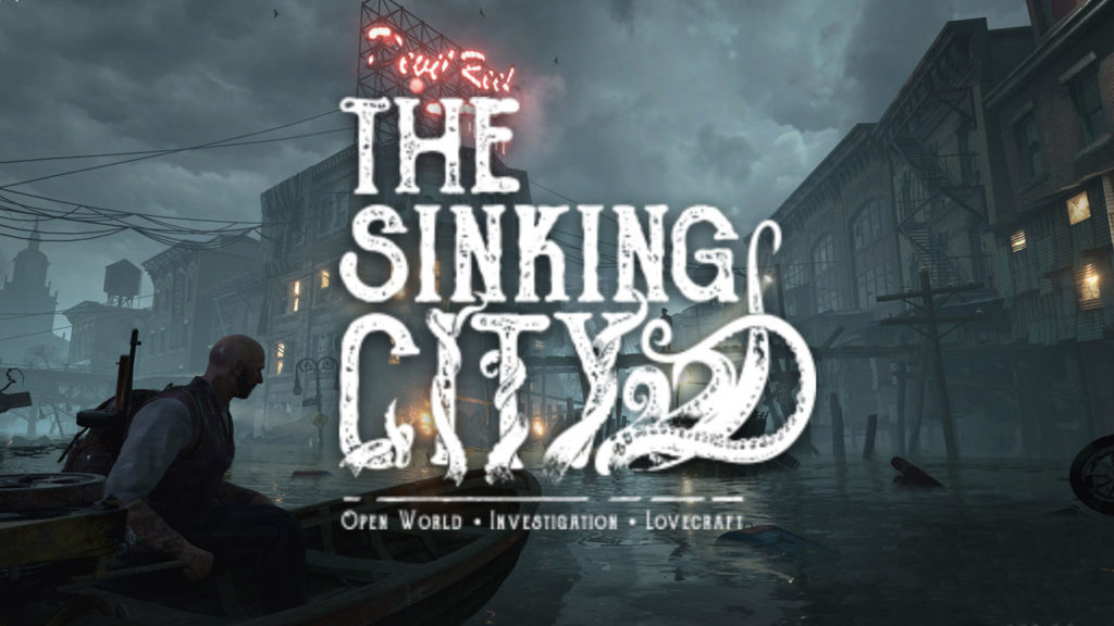 The Sinking City is an upcoming action-adventure mystery horror video game developed by Frogwares and published by Bigben Interactive,