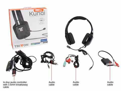 Connecting Tritton Headset PS4