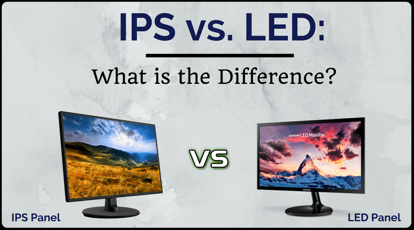 Should You Pick IPS VS LED for Gaming
