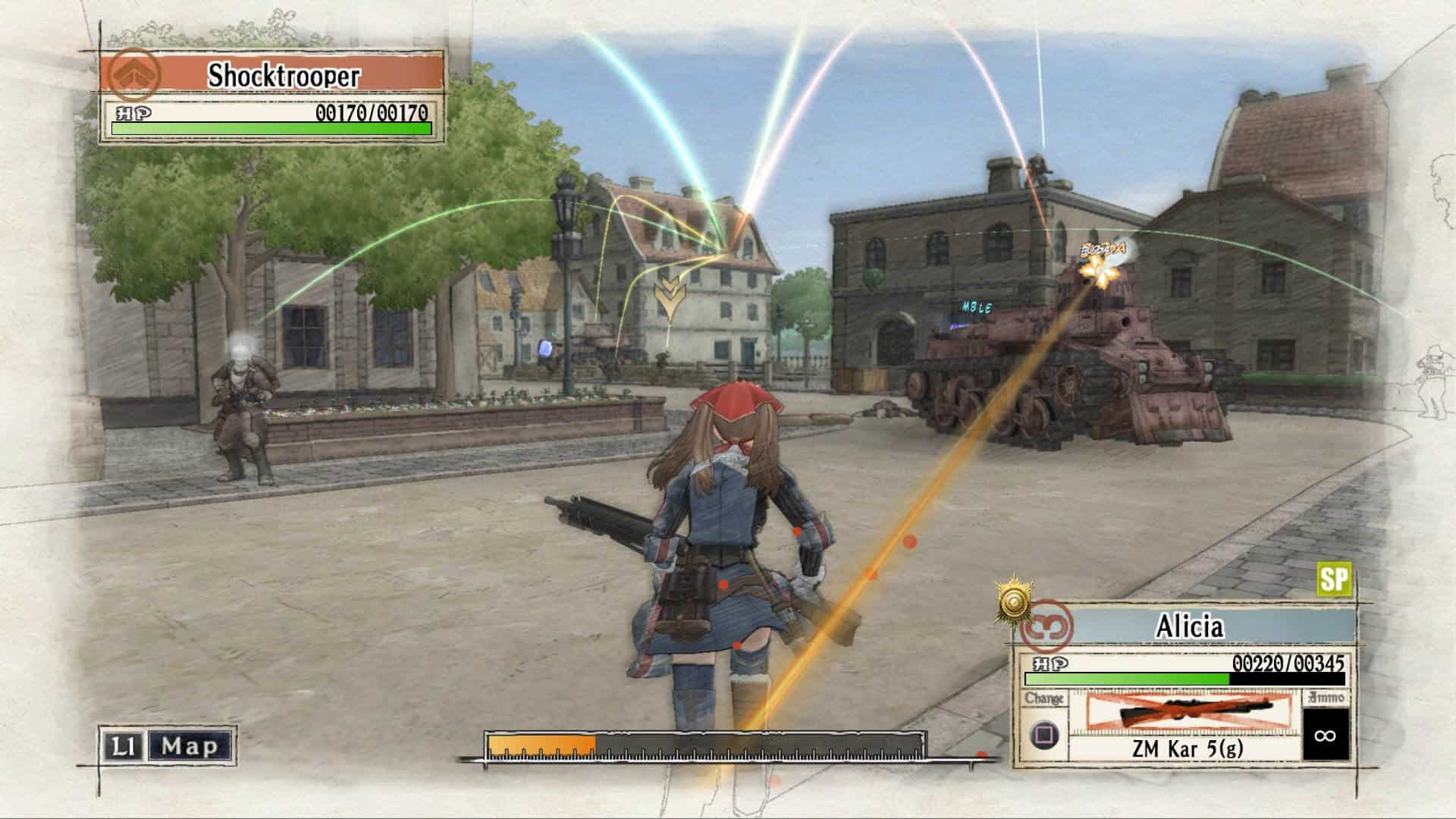 3. Valkyria Chronicles Remastered
