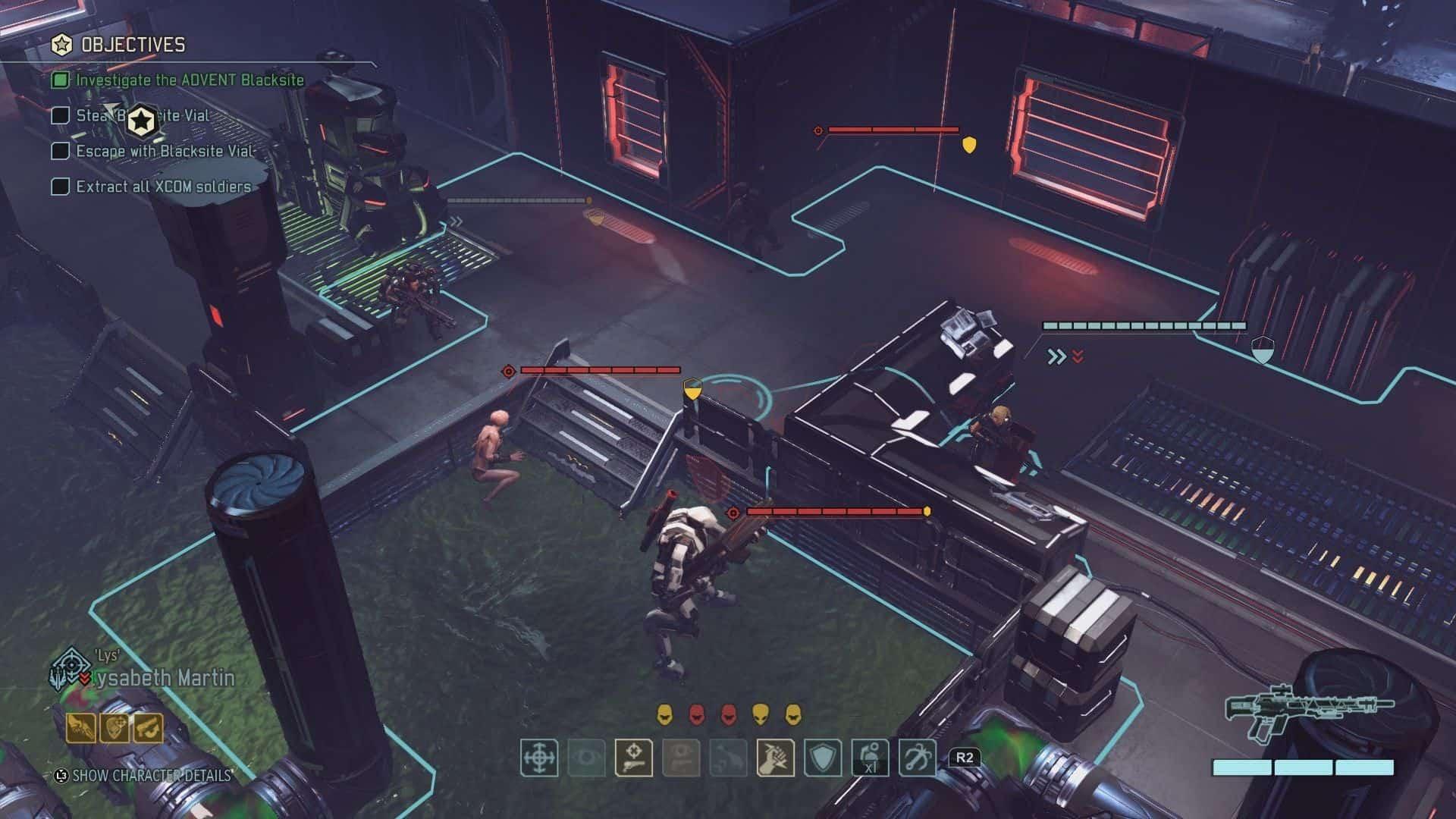 6. XCOM 2 Best PS4 Strategy Games