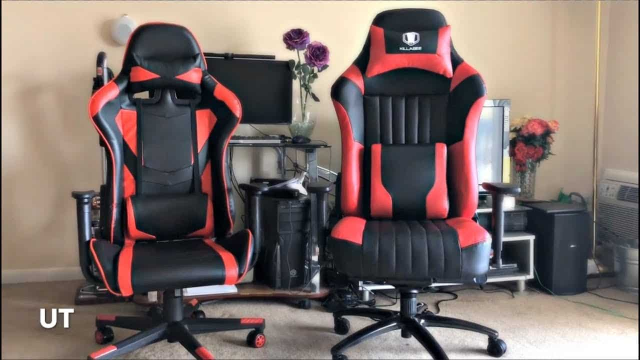 10 Best Red and Black Gaming Chair Review [2020)]